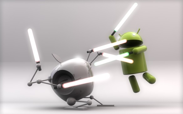 Apple vs.Android
